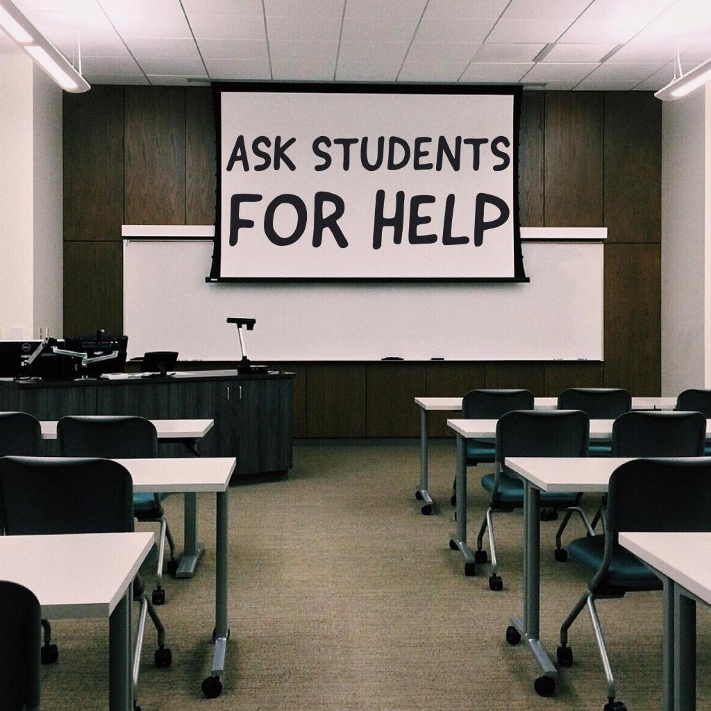 ASK STUDENTS